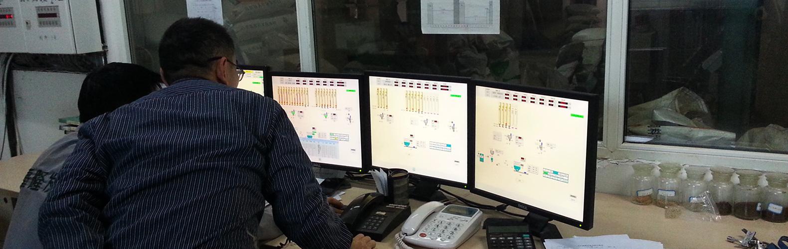 四川永驰的全电脑控制乐天堂fun88手机app生产线